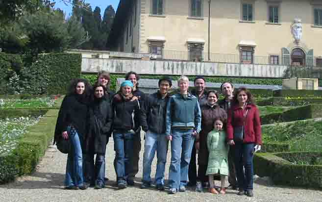 Italian course and extra-curriculum activities photos